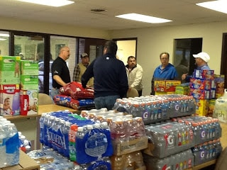 AGC of OK Disaster Relief for Tornado Victims