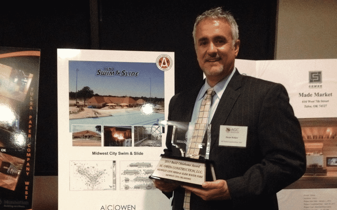 AGC's 74th Annual Build Oklahoma Awards Banquet
